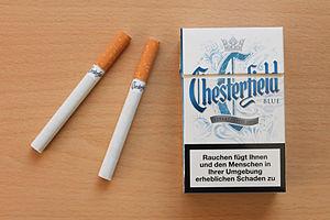 Chesterfield (cigarette)