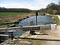 Chesterfield Canal - Brickyard Double Lock No 30 - geograph.org.uk - 747556.jpg