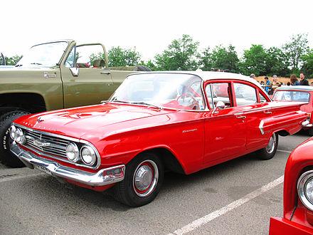 Chevrolet Impala Wikivisually