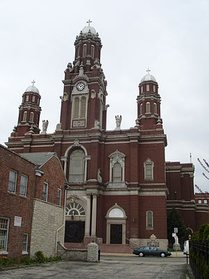 Basilica of St. Hyacinth - Image: Chicago, IL Basilica of St. Hyacinth