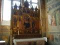 Chiesa di santa croce, cappella rinuccini, pala.JPG