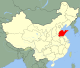 China Shandong.svg