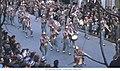Cholet Les musiciens en folie carnaval de Cholet 1957.jpg