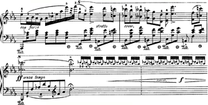 "Nocturnes, Op. 9 (Chopin) - A part of the ""C"" theme."