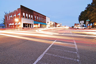 De Queen, Arkansas - Downtown De Queen