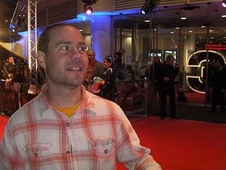 Chris Pontius - Image: Chris Pontius Jackass 3D London Premiere 3