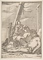Christ and the Virgin at the Foot of the Cross MET DP817085.jpg
