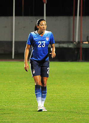 Christen Press - Image: Christen Press 2015