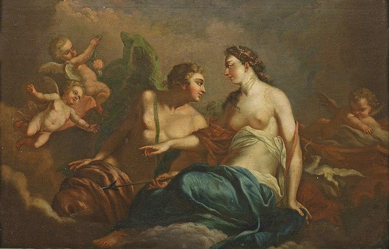 File:Christian Wilhelm Ernst Dietrich gen. Dietricy - Adonis und Aphrodite.jpg