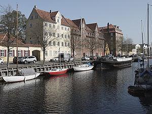 Jørgen Henrich Rawert - Wildersgade Barracks