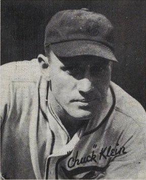 Chuck Klein 1936 Goudey