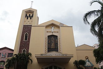 Sampaloc, Manila - Sampaloc Church