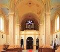 Church in Nacha (Voranava District) - interior 5 - Pipe organ.jpg