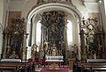 Church of St Emeric, altar, Kőszeg, 2016-03-06.jpg