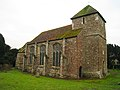 Church of St Mary, Maidstone Road, Nettlestead, Kent - geograph.org.uk - 1170319.jpg