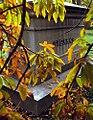 "Cincinnati - Spring Grove Cemetery & Arboretum ""Stearns Crypt in Autumn"" (4035444982).jpg"