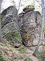 Cinibulkova stezka, hřeben Prolezovaček, skalní průchod.jpg