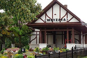 Wayzata, Minnesota - Wayzata Depot