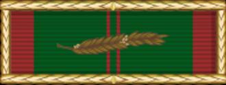 Civil Actions Medal - Image: Civil Action Unit Citation