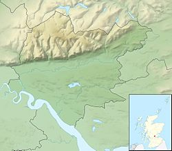 Firth of Forth is located in Clackmannanshire