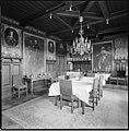 Claestorps slott, interiör, Östra Vingåkers socken, Södermanland - Nordiska museet - NMA.0096657-01.jpg