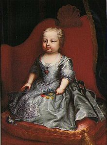 Clementi - Eleonora of Savoy as a child, Stupinigi.jpg