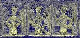 Clonfert angels- south (adjusted) 2006-06-21.jpg