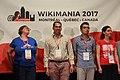 Closing ceremony Wikimania 2017 IMG 5676.JPG