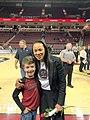 Coach Staley with fan.jpg
