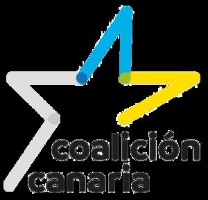 Canarian Coalition - Image: Coalicion Canaria 2017