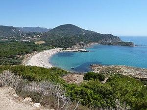 Domus de Maria - The beach of Chia