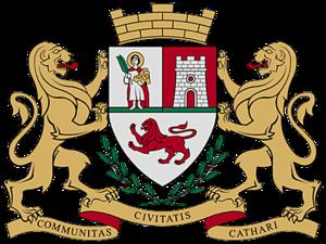 Kotor Municipality - Image: Coat of Arms of Kotor