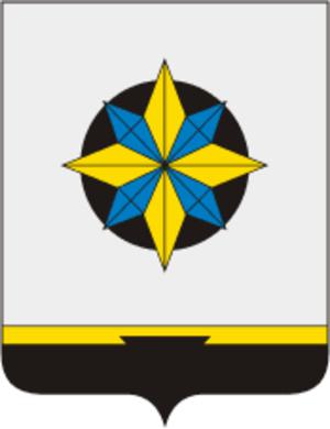 Kovdor - Image: Coat of Arms of Kovdor (Murmansk oblast)