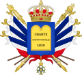 Coat of Arms of the July Monarchy (1831-48) (variant).svg