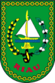 Coat of arms of Riau.png