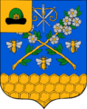 Coat of arms of Stolpyanskoe (Ryazan oblast).png