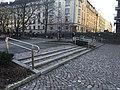 Cobblestone steps in park (41437585544).jpg
