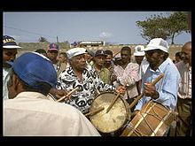 la musique capverdienne