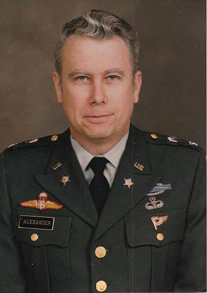 John B. Alexander - Col. Alexander