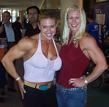 Colette Nelson and Debbie Patton 2005.jpg