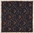 Collectie NMvWereldculturen, RV-847-41, Batikpatroon, 'Semen gabah sinawur', voor 1891.jpg