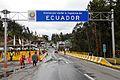 Colombia, Apertura del nuevo puente internacional de Rumichaca. (11058667534).jpg