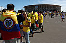 Colombia and Ivory Coast match at the FIFA World Cup 2014-06-19.jpg