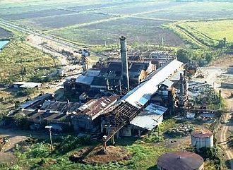 Aguada, Puerto Rico - Coloso Sugar Cane Refinery