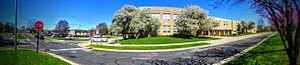 Columbus School District - Image: Columbus Wisconsin Middle School