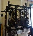 Combe Martin clock, Ilfracombe Museum.jpg
