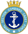 Combined Cadet Force Naval Section Badge.png