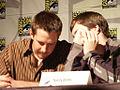 ComicCon 2005 Veronica Mars Panel Jason Dohring 02.jpg