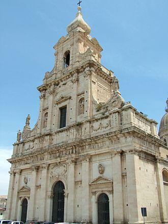 Comiso - Santa Maria delle Stelle Church