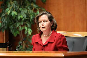 Meredith Attwell Baker - Commissioner Baker in 2010